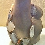 Beautiful Copperstone Necklace and earrings